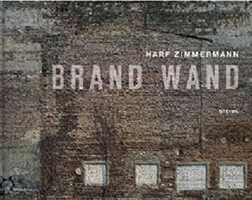 Brand Wand (Hardcover): Harf Zimmermann