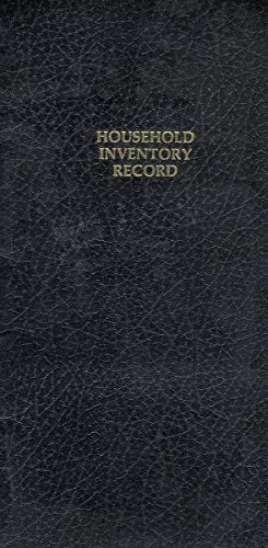 9783869306605: Robert Frank: Household Inventory Record