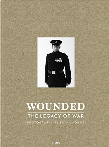 9783869306773: Bryan Adams: Wounded: Legacy of War