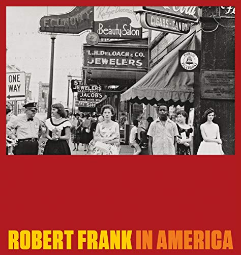 9783869307350: Robert Frank: In America