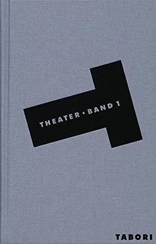 9783869307534: George Tabori | Theater: Band 1