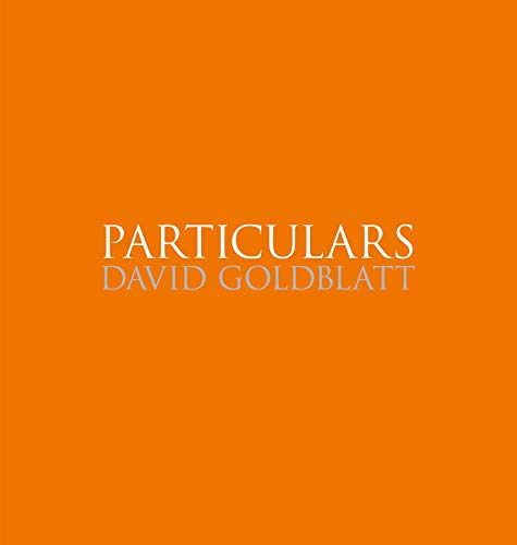 David Goldblatt - Particulars: David Goldblatt,