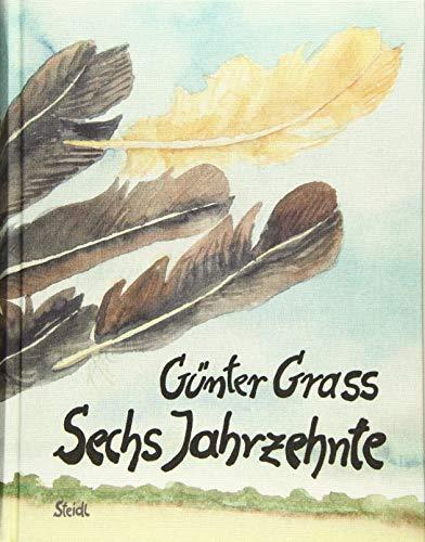 Sechs Jahrzehnte: Günter Grass