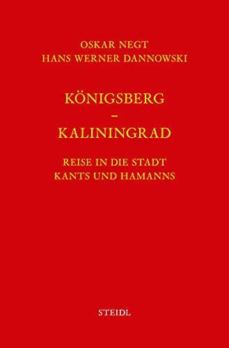 9783869308876: Werkausgabe Bd. 12 / Königsberg - Kaliningrad