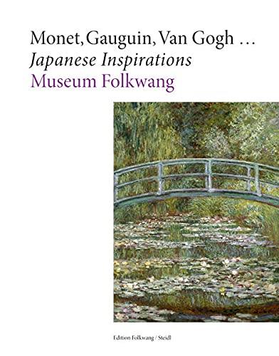 9783869308999: Monet, Gauguin, Van Gogh, japanese inspiration