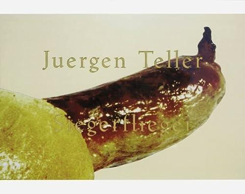 9783869309149: Juergen Teller: Siegerflieger