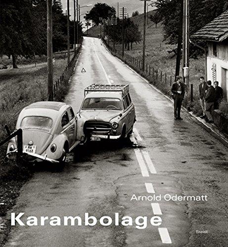 9783869309316: Arnold Odermatt: Karambolage