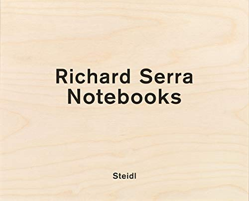 9783869309750: Richard Serra: Notebooks Vol. 2