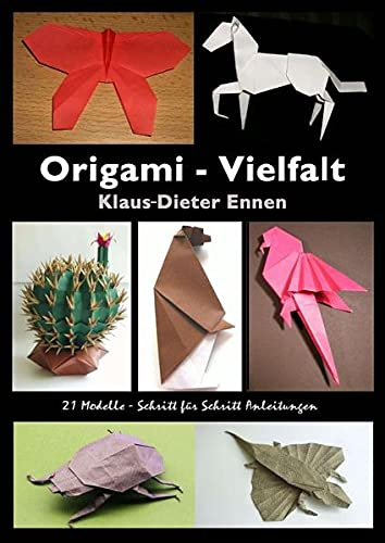 9783869311159: Origami Vielfalt