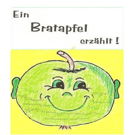 9783869317717: Ein Bratapfel erzählt