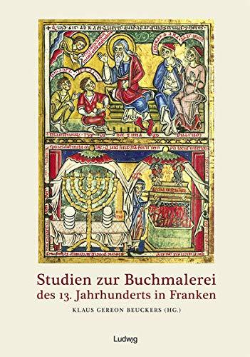 Studien zur Buchmalerei des 13. Jahrhunderts in