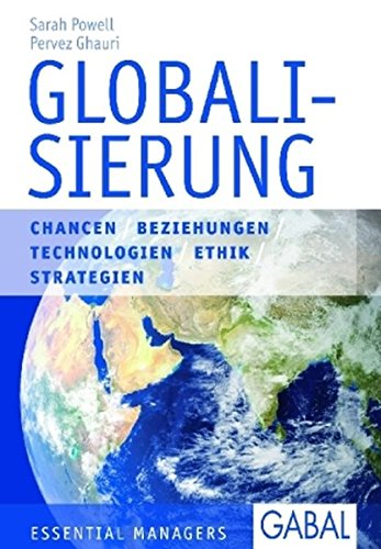 Globalisierung: Essential Managers: Sarah Powell; Pervez