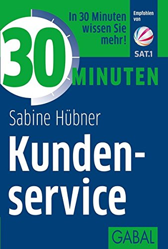 9783869364063: 30 Minuten Kundenservice