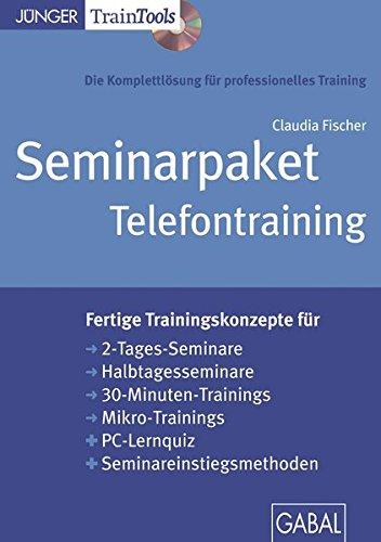 9783869364964: Seminarpaket Telefontraining (CD-ROM) [import allemand]