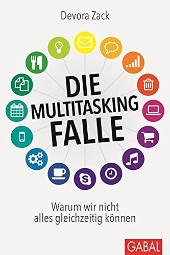 9783869366630: Die Multitasking-Falle