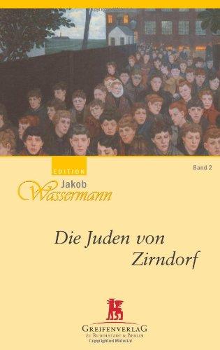 Die Juden von Zirndorf, Band 2 - Wassermann Jakob