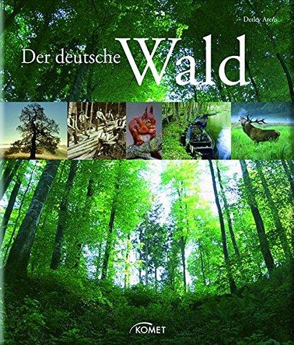 9783869410012: Der deutsche Wald