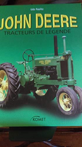 9783869410487: John Deere, des tracteurs de l�gende