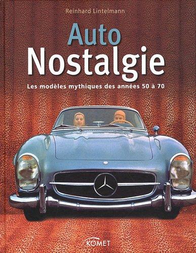 9783869411408: auto nostalgie