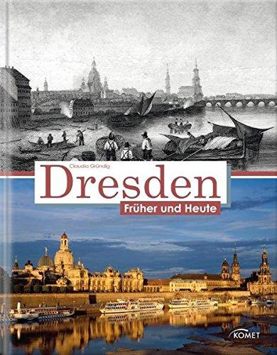 9783869411873: Dresden früher und heute