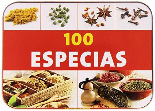9783869412344: 100 ESPECIAS CAJA METALICA - NGV