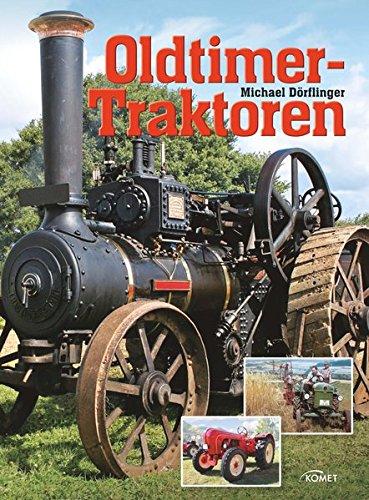 9783869413280: Oldtimer-Traktoren