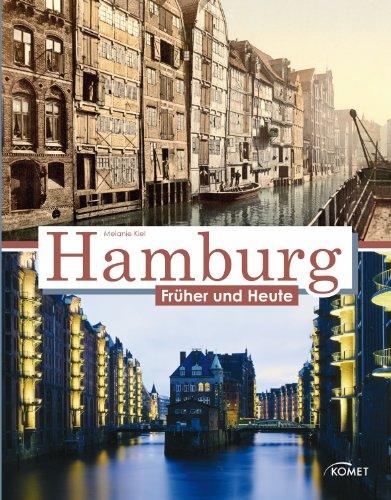 9783869413655: Hamburg früher und heute