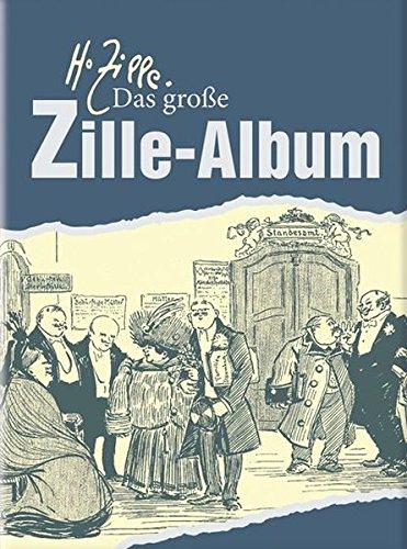 9783869414171: Das große Zille-Album