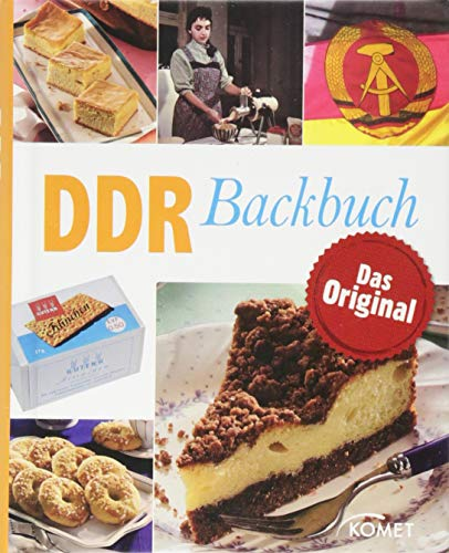9783869414751: DDR Backbuch - Das Original