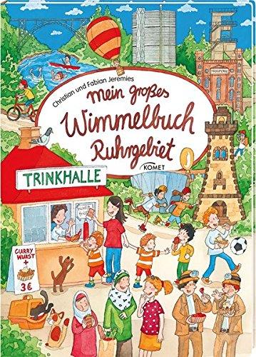 9783869414966: Mein großes Wimmelbuch Ruhrgebiet