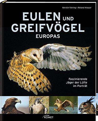 9783869415451: Eulen und Greifvögel Europas