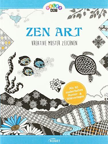 9783869416519: Relax Art - Zen Art: Kreative Muster zeichnen