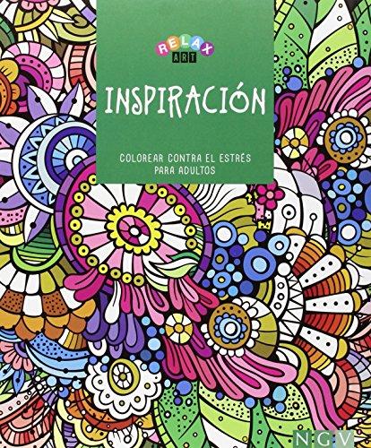 9783869416649: Inspiración. Libros Para Colorear (Relax Art)