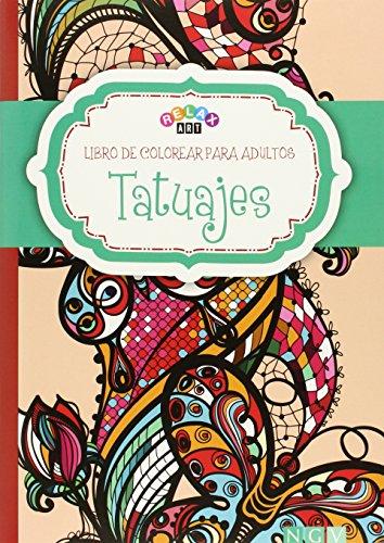 9783869416724: Tatuajes: Libro de colorear para adultos