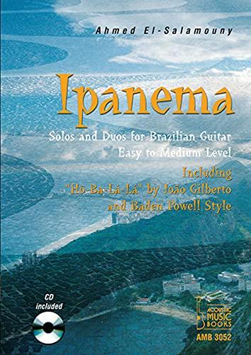 9783869470528: ipanema - bossa nova - Ahmed El-Salamouny