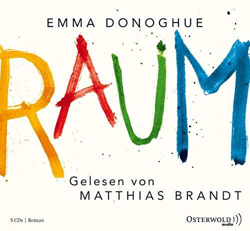Raum: Gekürzte Lesung (5 CDs): Donoghue, Emma