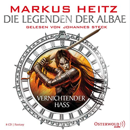 9783869520933: Die Legenden der Albae, Audio-CD