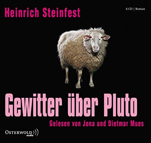 9783869521022: Gewitter über Pluto: Gekürzte Lesung (6 CDs)