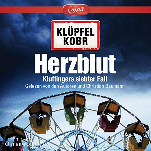 Herzblut, 2 MP3-CDs: Klüpfel, Volker /