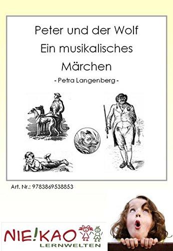 9783869538853: Peter und der Wolf - Ein musikalisches Märchen: CD - Version