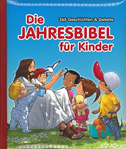 9783869541952: Die Jahresbibel für Kinder