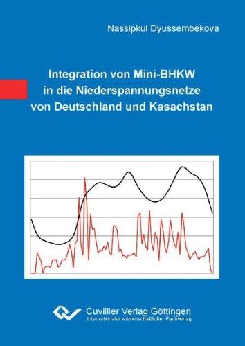 9783869551838: Integration von Mini-BHKW in die Niederspannungsnetze von Deutschland und Kasachstan