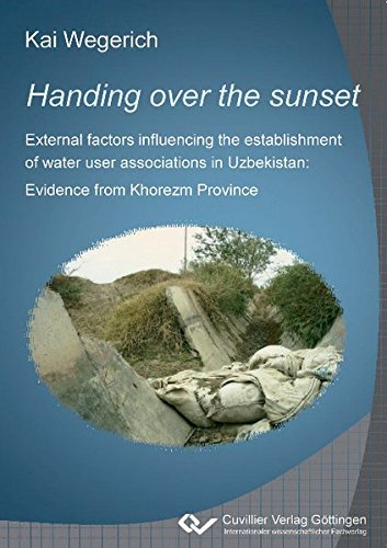 Handing over the sunset: Kai Wegerich