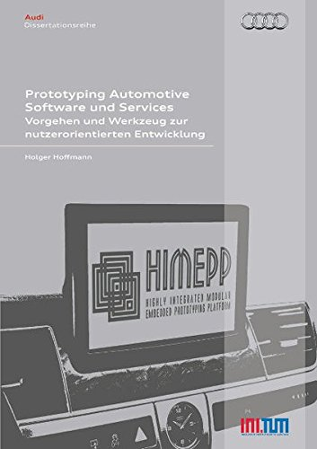Prototyping Automotive Software und Services: Holger Hoffmann