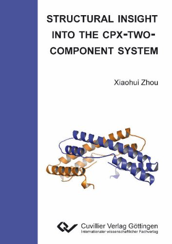Structural insight into the Cpx-two-component system: Xiaohui Zhou