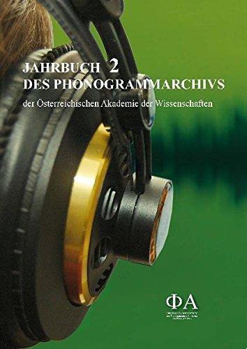 Jahrbuch des Phonogrammarchivs der Österreichischen Akademie der Wissenschaften: Gerda ...