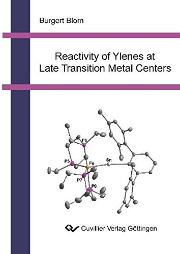Reactivity of Ylenes at Late Transition Metal Centers: Burgert Blom