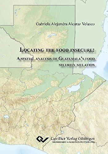 Locating the food insecure: Gabriela Alejandra Alcaraz Velasco