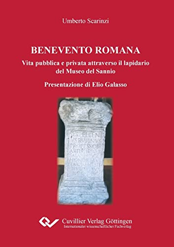 9783869559360: Benevento Romana