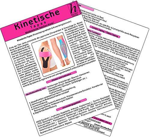 9783869572536: Kinetische Tapes - Medizinische Taschen-Karte